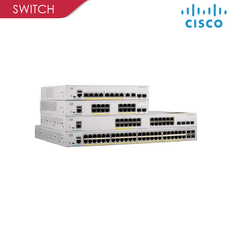 "Cisco Switches - ""Buy 1 Get 1 Free"" Promotion!"