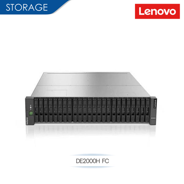 Lenovo - ThinkSystem DE Series Hybrid Flash Array (DE2000H)