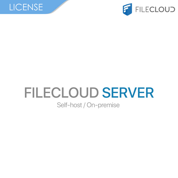 FileCloud - Enterprise File Sharing, Sync, Backup & Remote Access