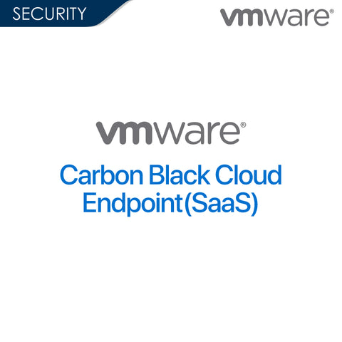 VMware - Carbon Black Cloud Endpoint (SaaS) - 1 Year Subscription (12 Months Prepaid) Per Endpoint