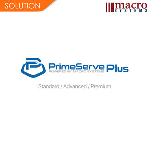 Macro Systems - PrimeServe Plus Cloud Managed Service (Usage-based Pricing)