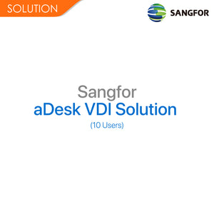 Sangfor - aDesk VDI Solution (10 Users)
