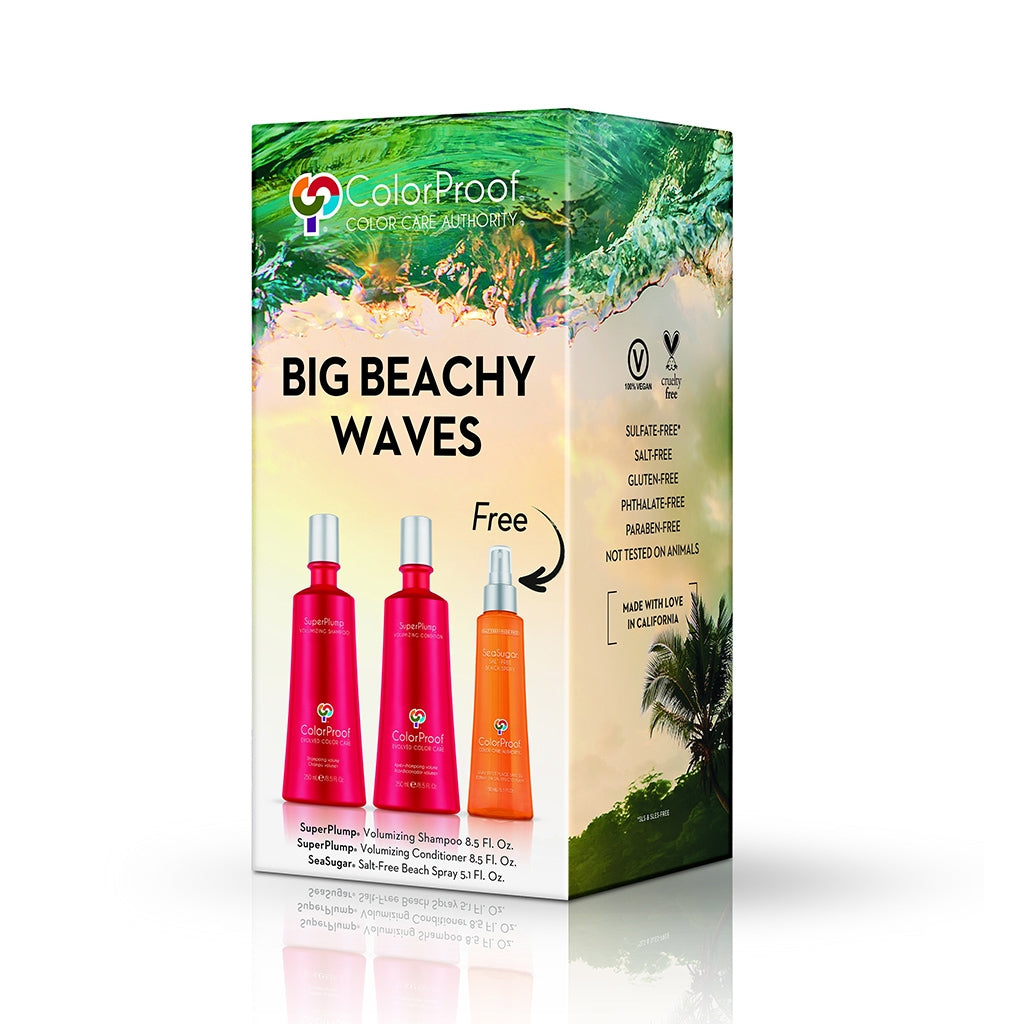 ColorProof Big Beachy Waves Kit ONE SIZE