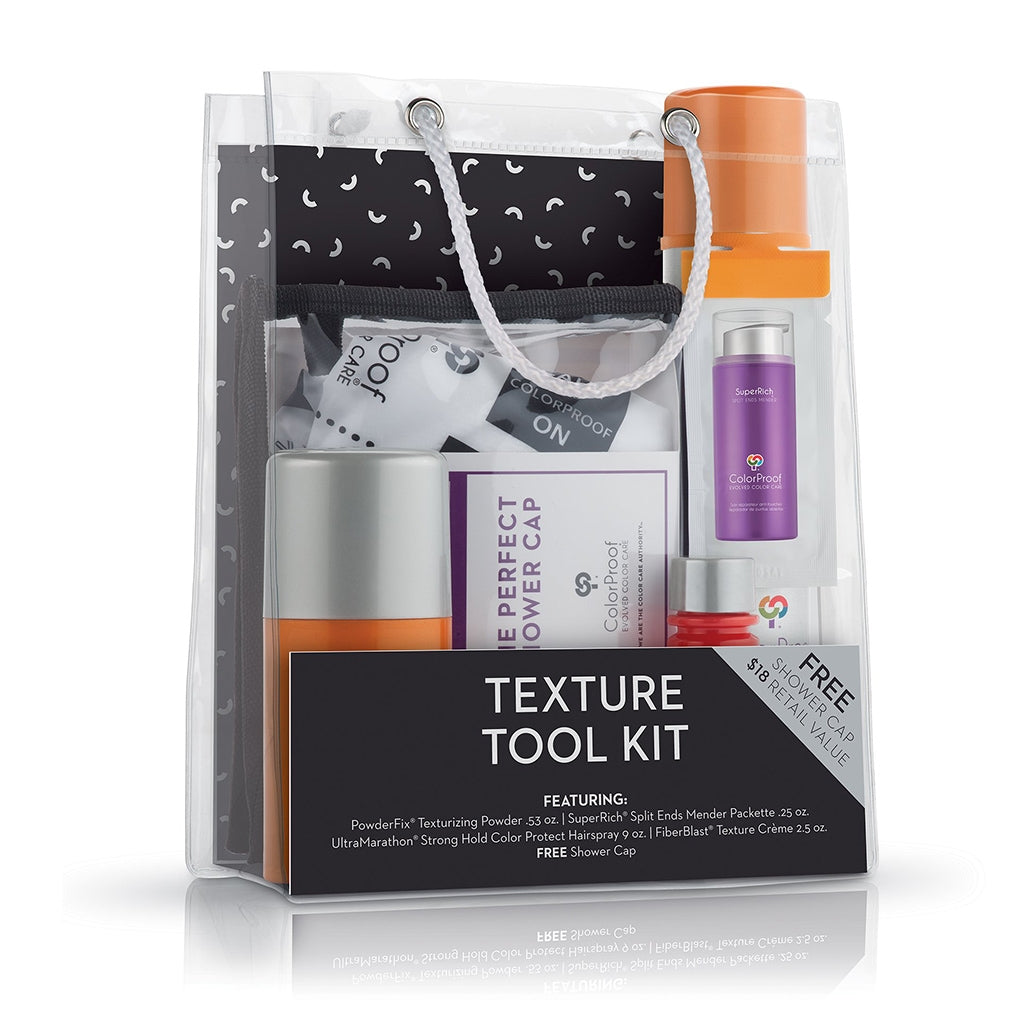 ColorProof Texture Tool Kit ONE SIZE