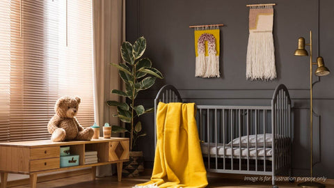 Create a Nursery Space for Your Baby
