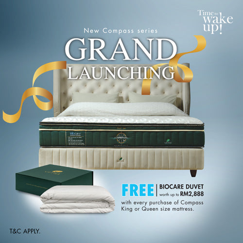 GETHA New Compass Series Grand Launching, Mid Valley