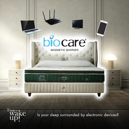Is your sleep surrounded by electronic devices
