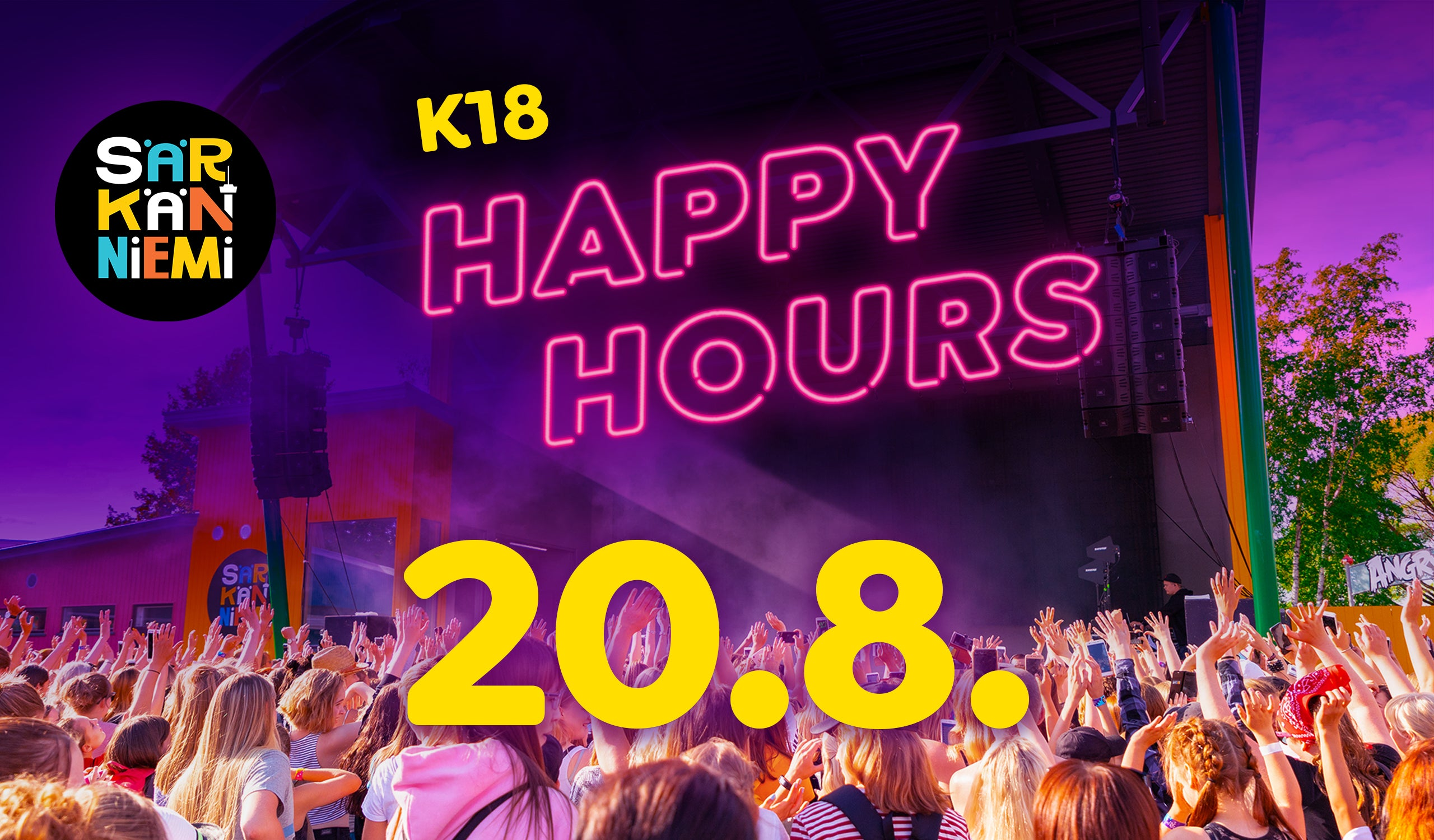 Happy Hours 20.8.2021 product image