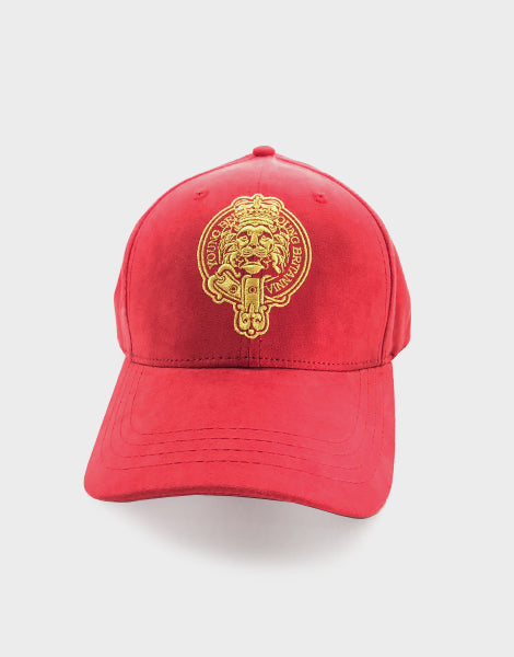 Red Cadet Baseball Cap