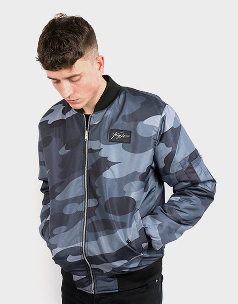 MEN'S REVERSIBLE CAMO JACKET