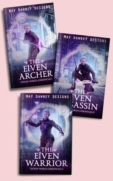 THE ELVEN SERIES