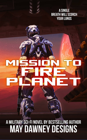 MISSION TO FIRE PLANET