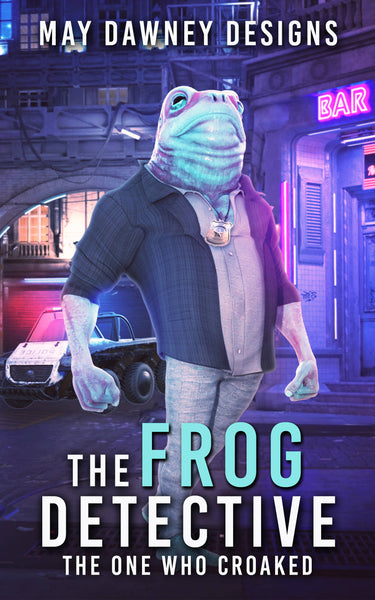 THE FROG DETECTIVE