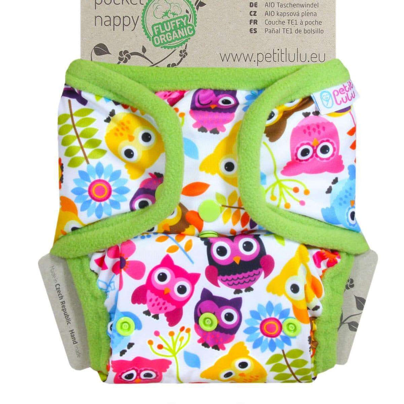 Mitwachsende Pocket-All-In-One von Petit Lulu (4–15 kg)