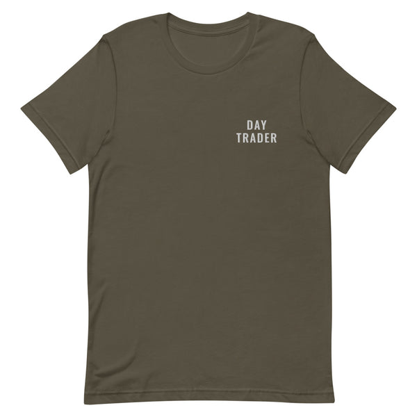 Day Trader Short-Sleeve T-Shirt