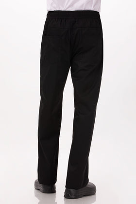 LIGHTWEIGHT BAGGY CHEF PANTS