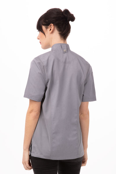 SPRINGFIELD WOMENS CHEF COAT