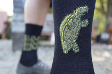 Load image into Gallery viewer, Topanga Creek Outpost Socks  Made in USA