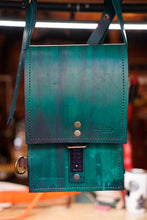 Load image into Gallery viewer, The Buckler Shoulder Bag