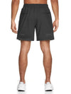 Multi-pocket High Quality Loose Straight-leg Quick-dry Training Shorts