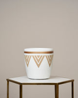 PERU - SANDY BEIGE PLANTER