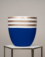 GOLD COAST - INDIGO BLUE PLANTER