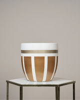 JAIPUR - MOCHA GOLD PLANTER