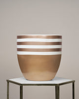 GOLD COAST - MOCHA GOLD PLANTER
