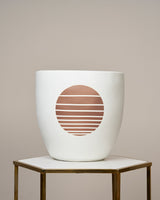 OSAKA - ROSE GOLD PLANTER