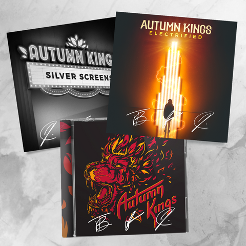 Signed CD Bundle
