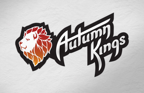 Autumn Kings Car Decal
