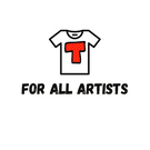 For All Artists Tees Logo