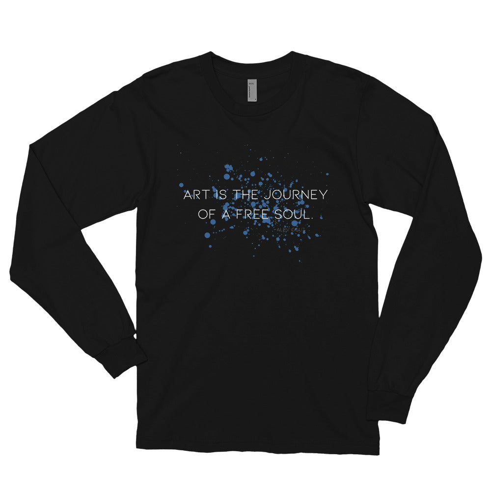 Free Soul- Long sleeve t-shirt