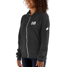 Load image into Gallery viewer, Thank You 10- Zip Hoodie Sweater