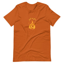 Load image into Gallery viewer, Soul On Fire- Short-Sleeve Unisex T-Shirt