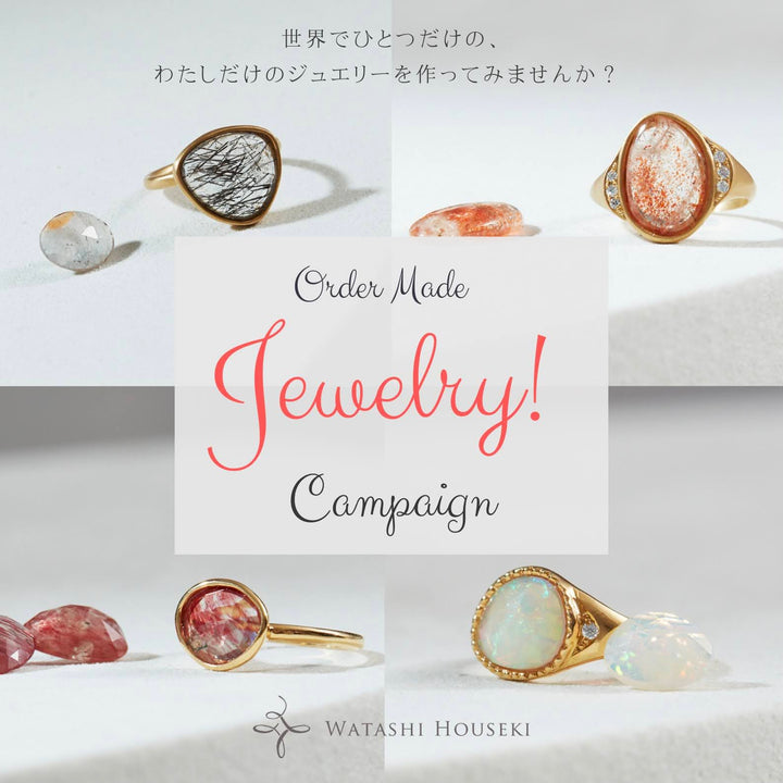 Order Made Jewelry Campaign!