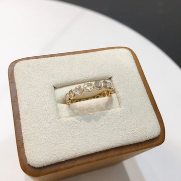 Natural Diamond Eternity Ring