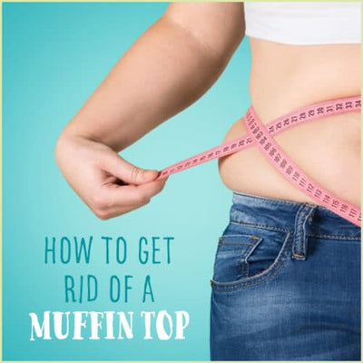 How To Get Rid Of A Muffin Top | Combat Weight Gain After 30 | How to get a better Body 40+