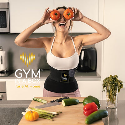 Nika Cristiani: Less dieting, more fun  in 2021 with GYM IN A BOX™