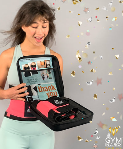 GYM IN A BOX CoreWrap - The Perfect GIFT