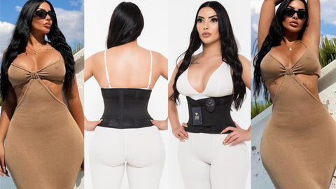 Sexy Hourglass Curves instantly with GYM IN A BOX
