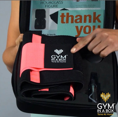 GYM IN A BOX LA | FITNESS GIFT BOXES