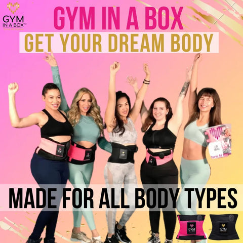 Gym In A Box Made fur all body types