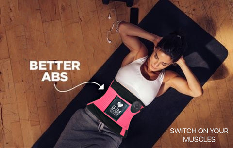 EXERCISE ANYWHERE Unlock Nature's Ultimate Hack And Reap Massive Rewards.This isn't any ordinary wearable.  Can I use GYM IN A BOX ™️ to lose weight? Absolutely! To lose weight you need exercise and diet. We can help you with exercise.  GYM IN A BOX : we want to help millions be fitter, healthier and, perhaps even happier.   Exercise Conveniently, Exercise in private, Exercise comfortably and without even lifting a finger!  GYM IN A BOX ™️ is a wearable exercise device. Easy calorie burn on your sofa/ at your desk, for weight control, or high intensity for aerobic / cardio...   Gym In A Box taps into the shivering response to achieve its results. You will be familiar with this, as it happens each time you get cold. The colder you get, the more your muscles shiver. But, this is always at the same rate of 7-8 Hz. This rate is the key to ToneUp15 . It's nature's hack… The research behind Gym In A Box is impressive too.  What is  GymInABox? ToneUp15  Technology stimulates the motor-neurons, where nerves connect to muscles. It simulates the Abdominal muscles to contract repeatedly. EMS technology as it is known, is similar to TENS, and has been around for over sixty years. But it hasn't been effective enough to mimic aerobic exercise, until now. If enough muscles contract at this optimal rate, they need more blood, oxygen and energy. This is the GymInABox  workout.; you sweat, get out of breath and burn calories just like you are running a marathon, while you are literally sitting on your couch !  Why is shivering so effective? Shivering is nature's way of warming us up when we are cold. Muscles move at the same speed and burn calories to achieve this. The pattern of control from the brain to the muscles is always stays the same, its's just the amount of shivering that changes.  The ability to shiver without getting cold, and burn a lot of calories in the process. GYM IN A BOX was born. In years  of research, through numerous collaborations, it was proven that stimulated