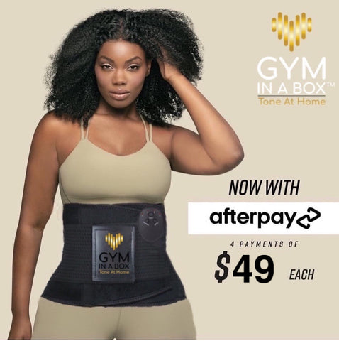 Gym In A Box & Afterpay