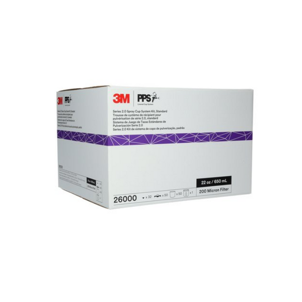 3M™ PPS™ Series 2.0 Standard Cup System Kit