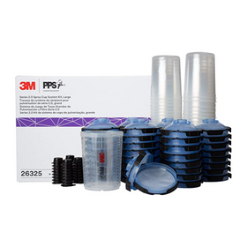 3M™ PPS™ Series 2.0 Large Cup System Kit