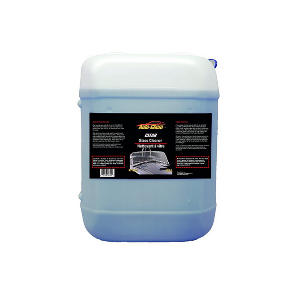Concentrated Glass Cleaner - 18.9 L (5 gal.)