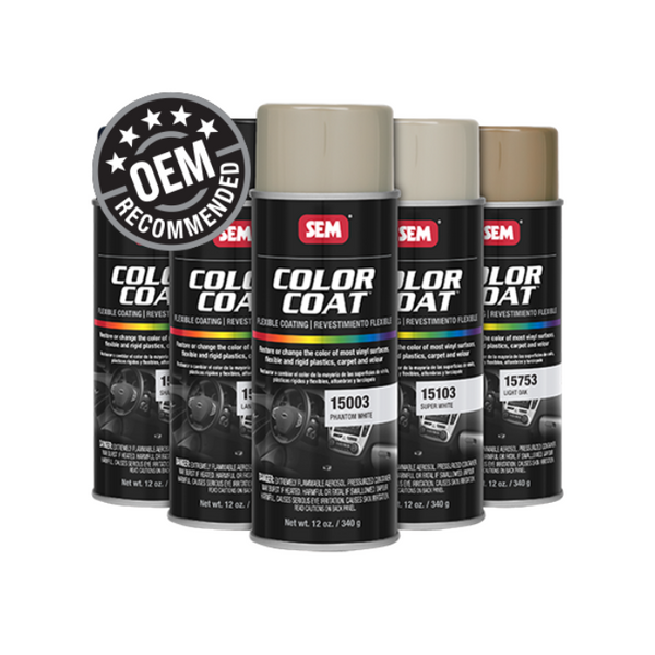 SEM COLOR COAT™ Aerosols