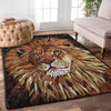 OmegaSpeaker-Christmas Gift Lion Rug Gift - Home Decor